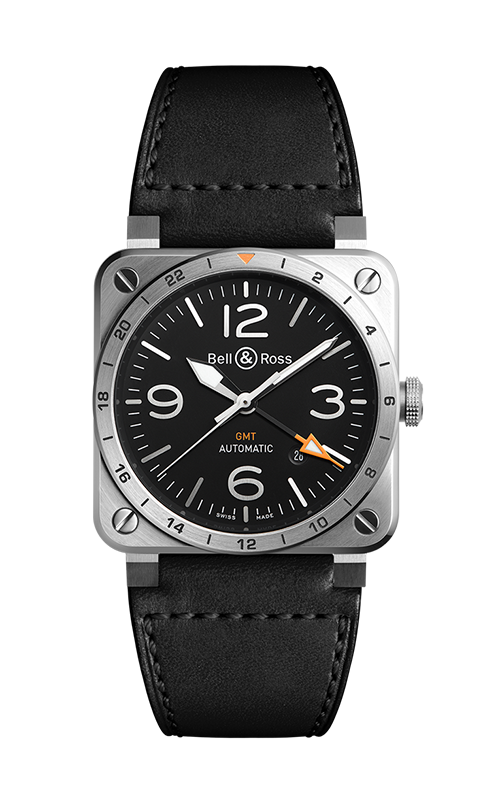 Bell and Ross BR 03-93 Watch Br 03-93 GMT product image
