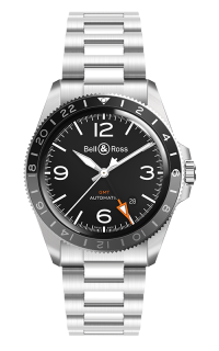 Bell And Ross BR V2 41mm Watch BR V2-93 GMT product image